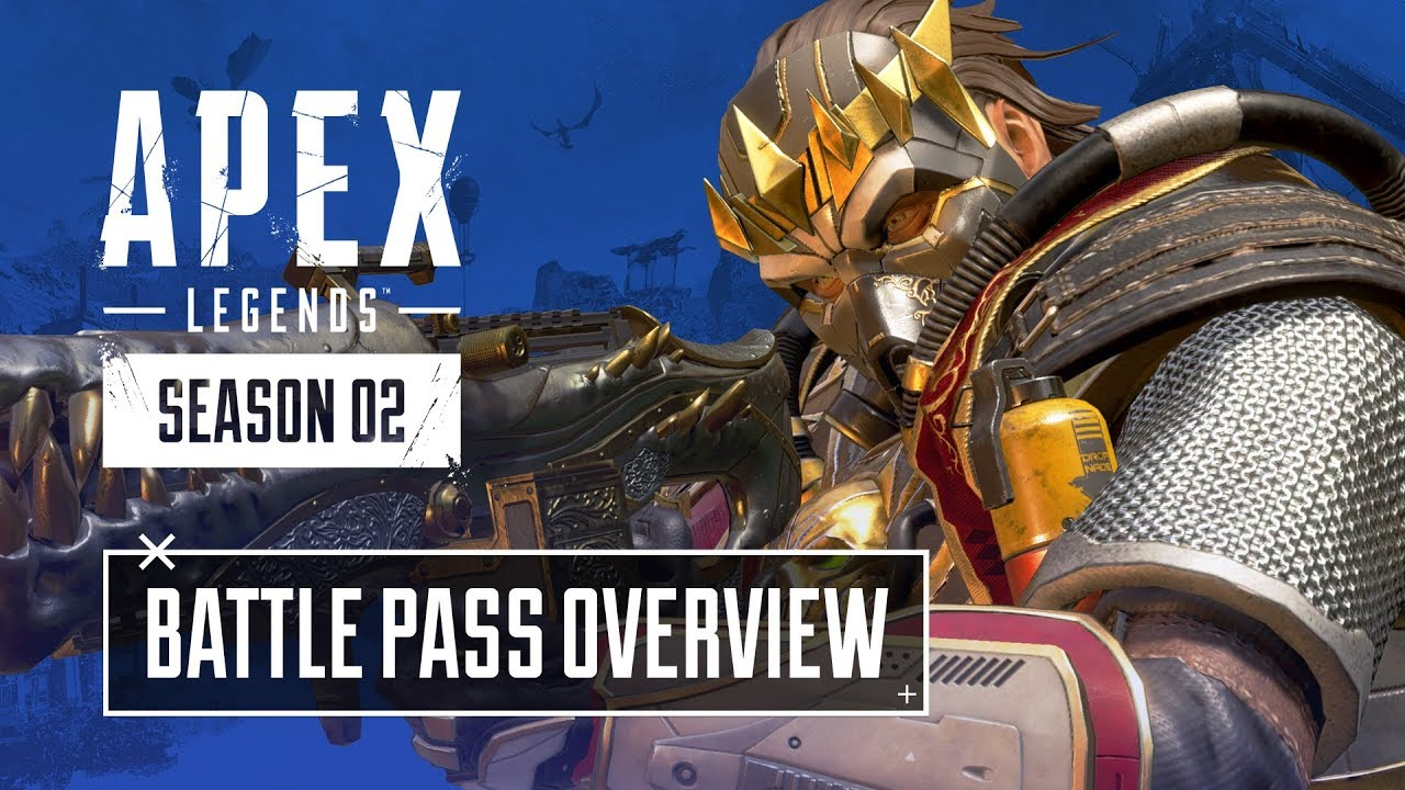 Apex Legends Battle Pass: price, release date and roadmap