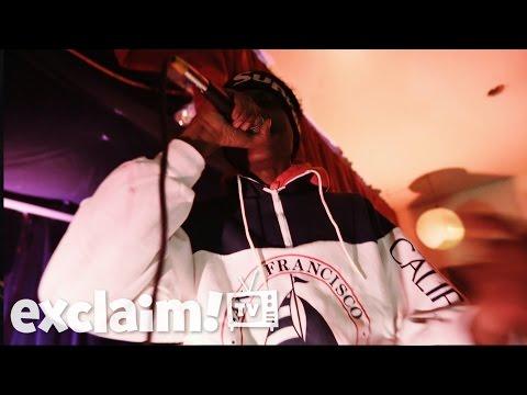 "Raz Fresco - ""Screwface City"" LIVE on Exclaim! TV"