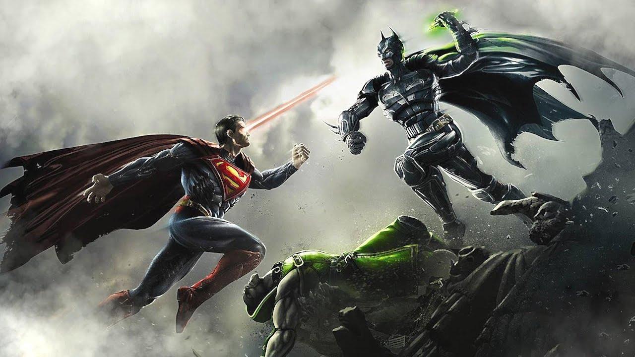 Batman Vs Superman - Duelo Por El Mejor ! - c/Marcos Micz - YouTube