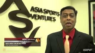 ISTAF SuperSeries MALAYSIA 2014/15 Tournament Draw