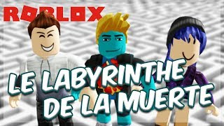 THE LABYRINTH OF DEATH! -Course Roblox with Mary