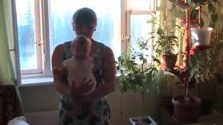 Как укрепить мышцы спины ребенку до года(Укрепление мышц спины до года имеет для ребенка очень большое значение. Наклон и выпрямление туловища..., 2014-04-03T20:56:40.000Z)