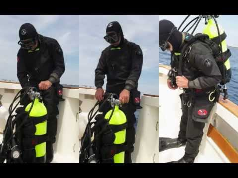 Dive System Solo Military Kevlar