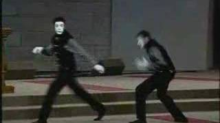 K&K Mime - Stand