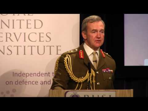 Chief of Defence Staff Lecture 2013