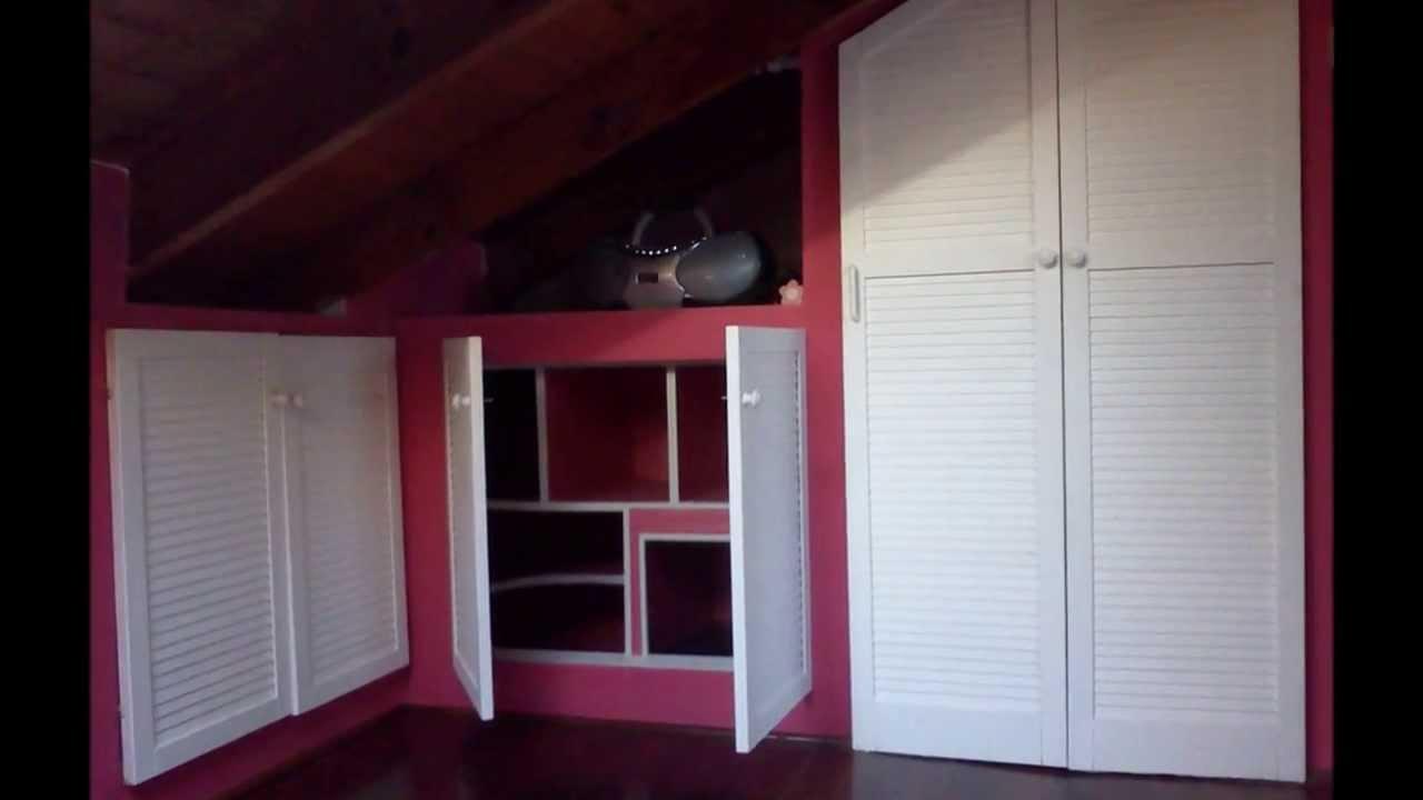 El cuarto en el entrepiso un rincon adolecente youtube - Como decorar una habitacion juvenil ...