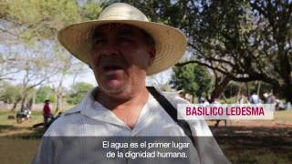 Paraguay: la alegría del agua