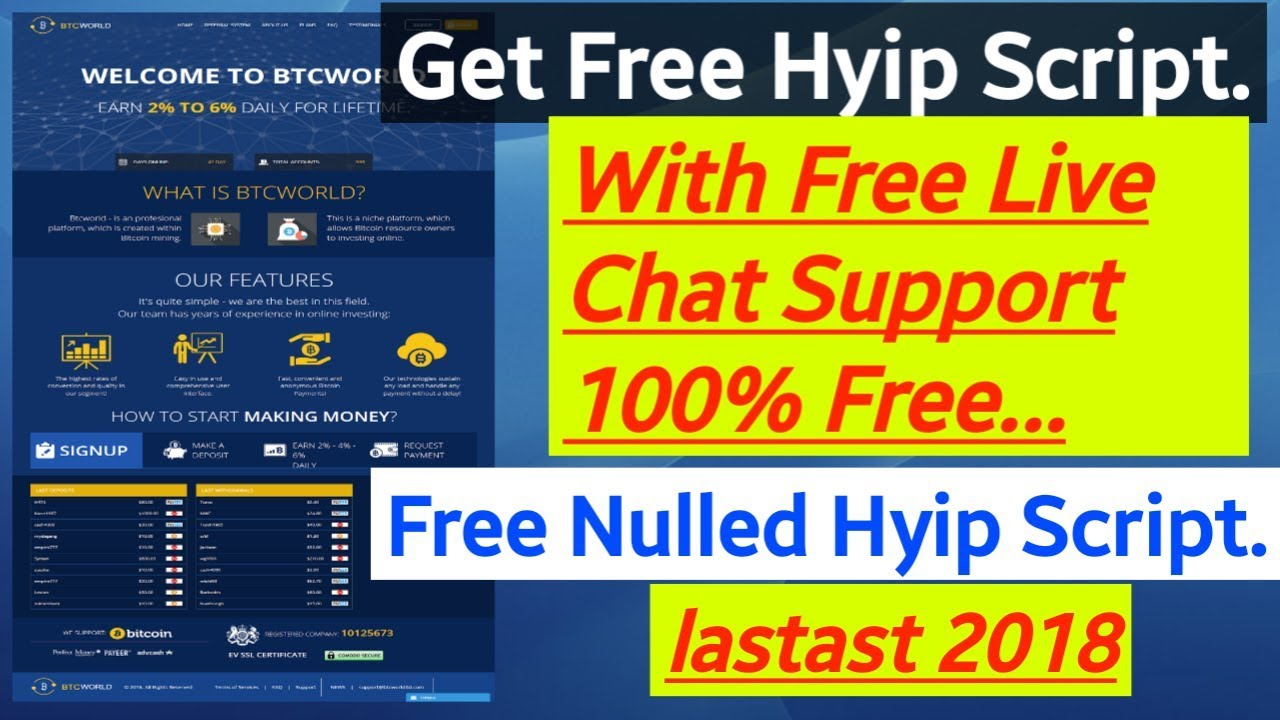 Free script php hyip investment home ownership poor investment