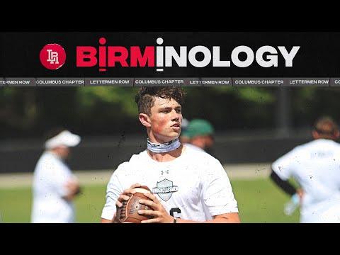 Drew Allar, 2022 quarterback from Ohio, talks Buckeyes, recruiting, slinging the football