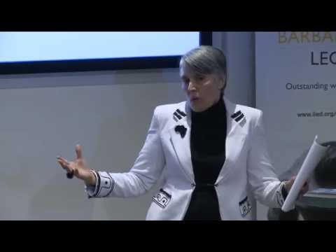 2016 Barbara Ward Lecture: Debra Roberts