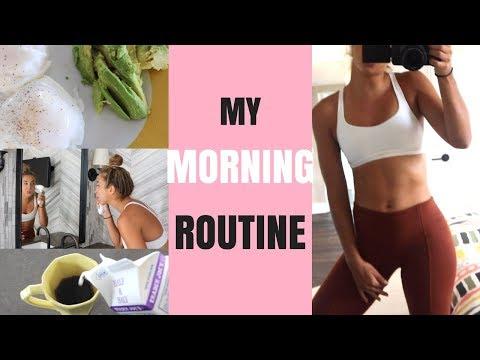 My Morning Routine | Katie Austin