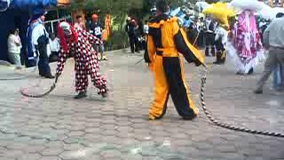 Carnaval de panzacola tlaxcala 2012