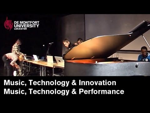 BA (Hons) Music, Technology and Innovation/Performance