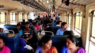 Train Journey in SRILANKA RAILWAYS