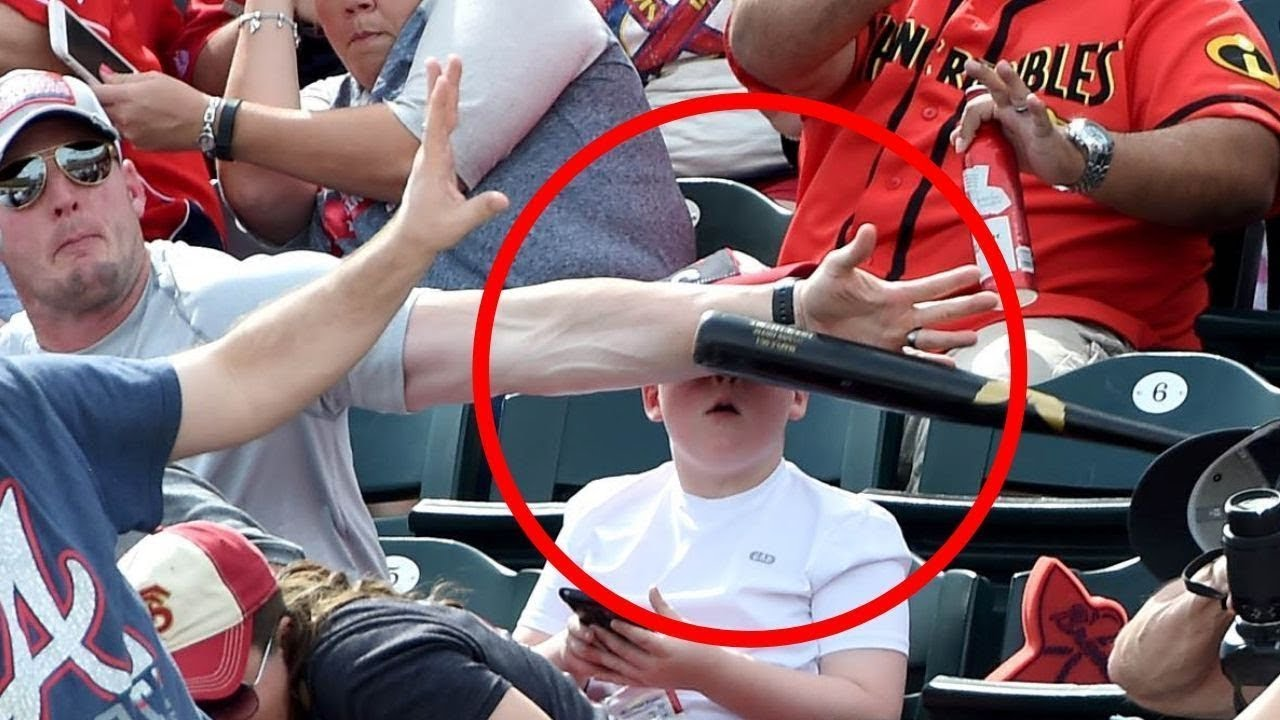 "Craziest ""Saving Lives"" Moments in Sports History"