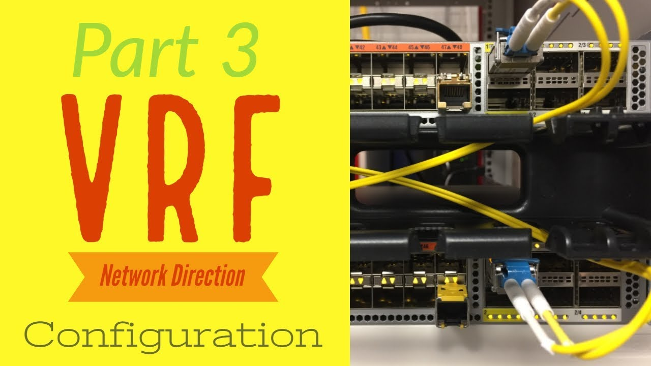 Route Target Import and Export | Extending VRF's Across the Core | VRFs  Part 3