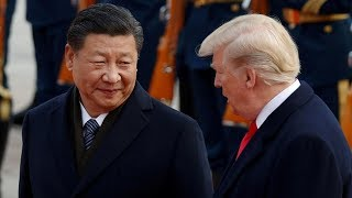 US-China Trade War:  Trump Attempts to Veto China's Industrial Policy The U.S. bans Huawei products, alleging .security threats.. Pressure to prevent China from putting conditions on foreign investors won't change China's ..., From YouTubeVideos