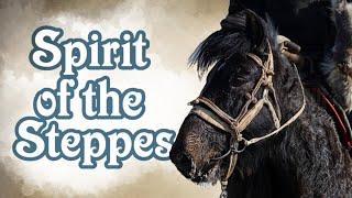 The Mongolian Horse
