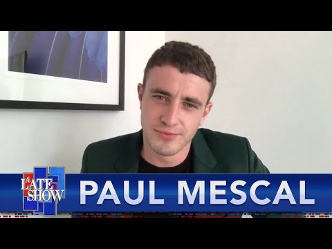 Paul Mescal On Filming The Risque Sex Scenes In