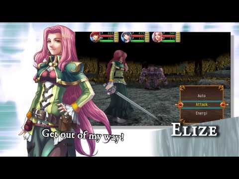 RPG Alphadia Genesis 2 - Official Trailer for Android