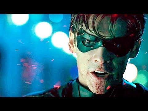 Esta es la Razón por la que Robin Odia a Batman en Titans!?