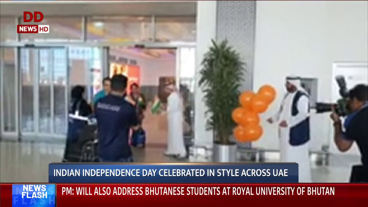 Indian Independence Day celebrated in style across UAE