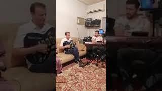 Ofelya Şabanova, Araz Ağdamlı , Mahmud ( gitara). 2020