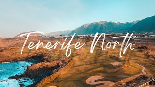 TENERIFE NORTH | Cinematic Drone Shots | Canary Islands | Deh Andre