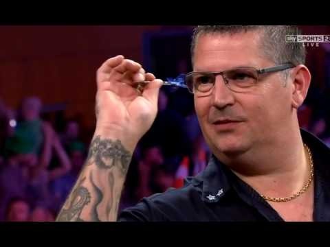 Sky Sports nearly cuts into Commercial - 2016 PDC Grand Slam
