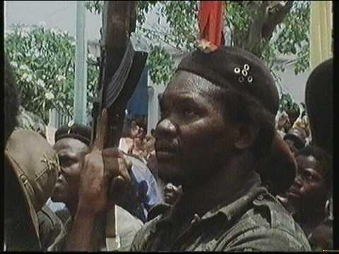 CIA & Angolan Revolution 1975 Part 2