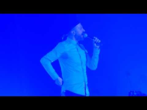 Samuel Ho difeso il mio amore live Alcatraz Milano 18.5.2017