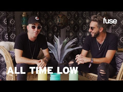 All Time Low Gives Everyday Advice | Lollapalooza 2018