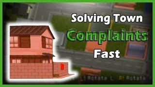 Metropolismania 2 – Solving Town Complaints Fast – Random Gameplay