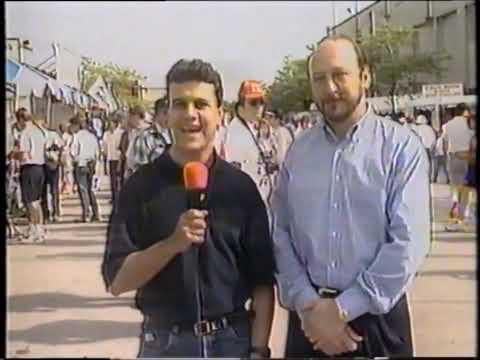 Abertura da Rede Manchete no GP de Milwaukee de 1993 - YouTube