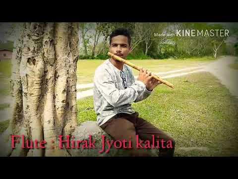 Main Tenu samjhawan ki // Flute cover by Hirak jyoti