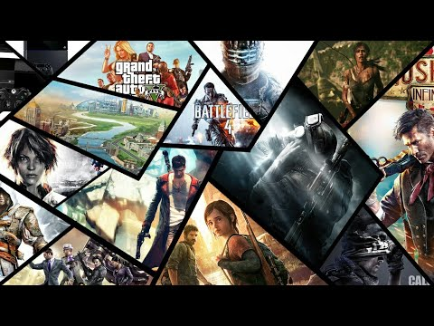 Топ 5 игр которые должен сыграть каждый Геймер:)