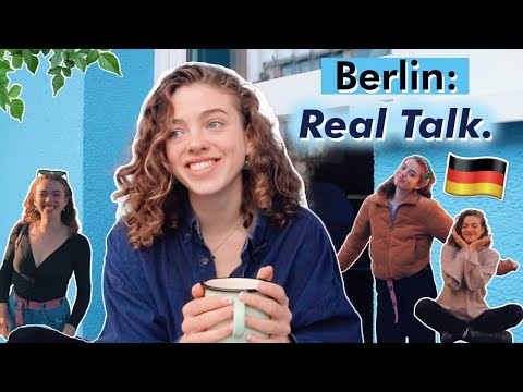 What is Berlin really like? 2 month life update: study abroad 🦋