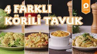 4 Farklı Körili Tavuk Tarifi - Onedio Yemek - Tek Malzeme Çok Tarif