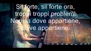 Traduzione Avril Lavigne Nobody