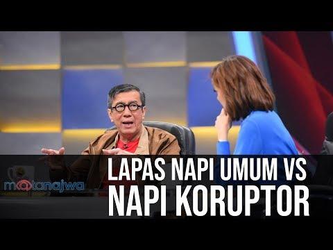 Mata Najwa Part 6 - Pura-Pura Penjara: Lapas Napi Umum vs Napi Koruptor