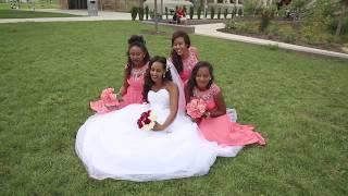 John and Saba  Eritrean wedding Cincinnati OHIO September 17 2016 Highlight video