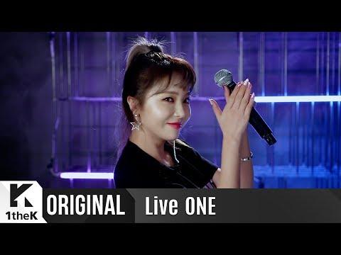 LiveONE(라이브원): HONG JINYOUNG(홍진영) _ Love Tonight(오늘 밤에)