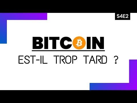 Est Il Trop Tard Pour Acheter Du Bitcoin ?