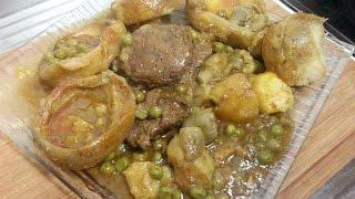 Cuisine Tunisienne - Tajine d