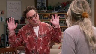 The Big Bang Theory S12E01 - I am nothing like Amy`s father