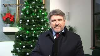 Życzenia noworoczne posła  Bogdana Rzońcy