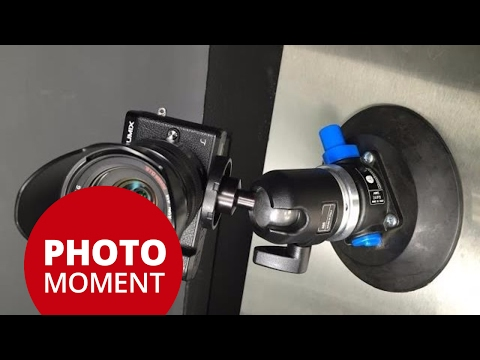 Manfrotto Camera Suction Mount — PhotoJoseph's Photo Moment 2016-08-23