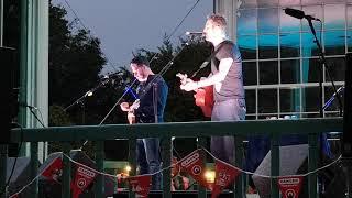 Frank Turner with Matt Nasir - Jinny Binghams Ghost - Nottingham, Arboretum - 19.09.2020