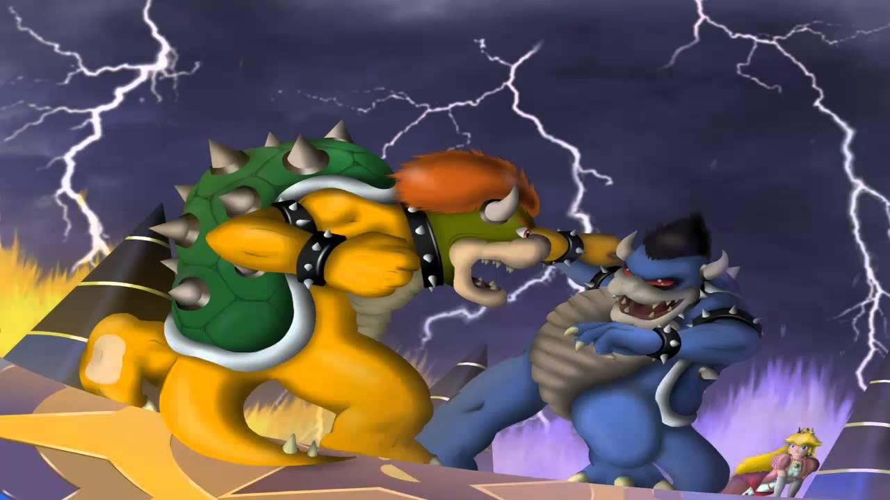 Remix Dark Bowser Mario Luigi Bowser S Inside Story Youtube
