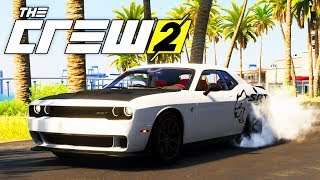 Hellcat Racing & NEW Disciplines! The Crew 2 #6